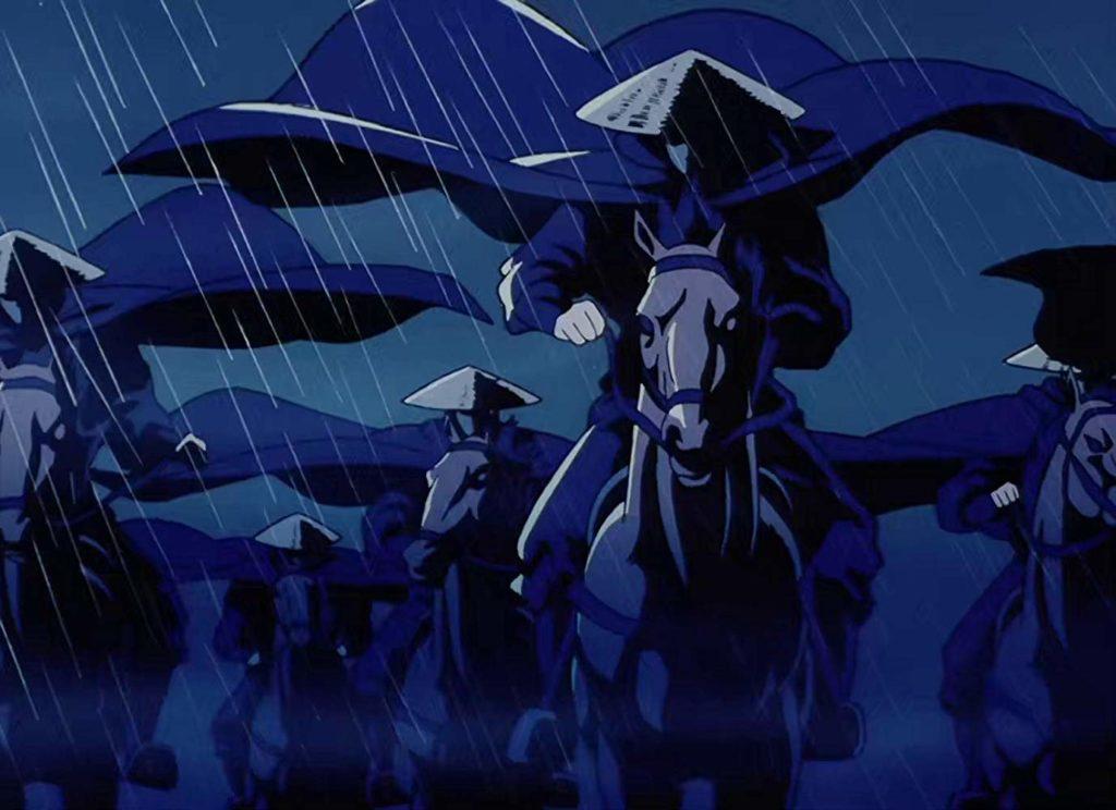 Ninja Scroll (Jûbê ninpûchô) (1993) Review - Cinematic Diversions