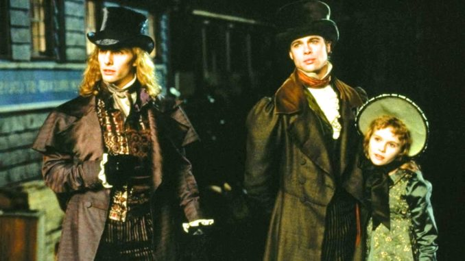 Interview With The Vampire The Vampire Chronicles 1994 Review Cinematic Diversions
