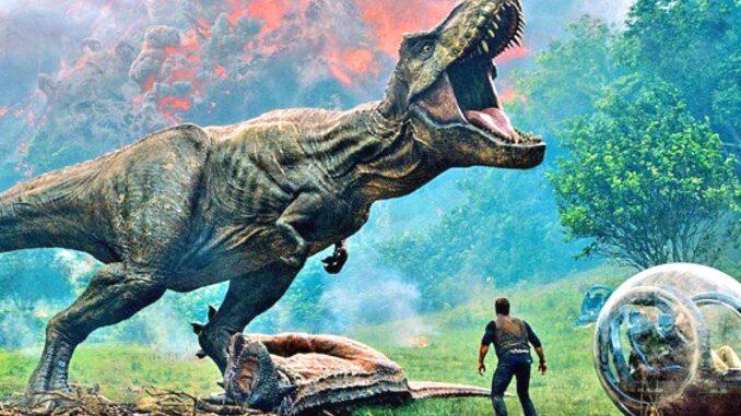 Jurassic World Fallen Kingdom 2018 Review Cinematic Diversions