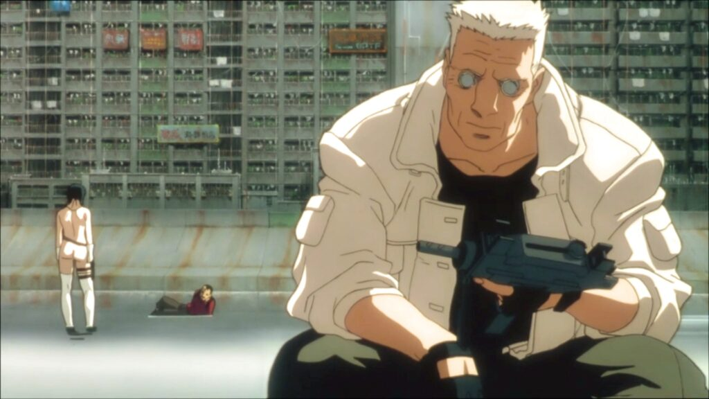 Ghost In The Shell 2 0 2008 Review Cinematic Diversions